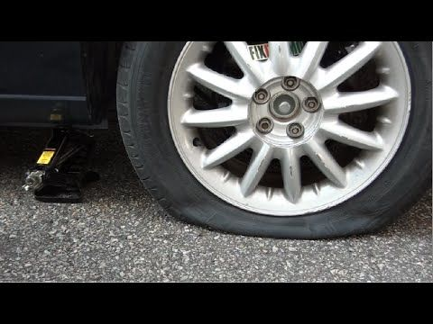 How To Change A Flat Tire Like A Boss Youtube Flat Tire Tire Like A Boss