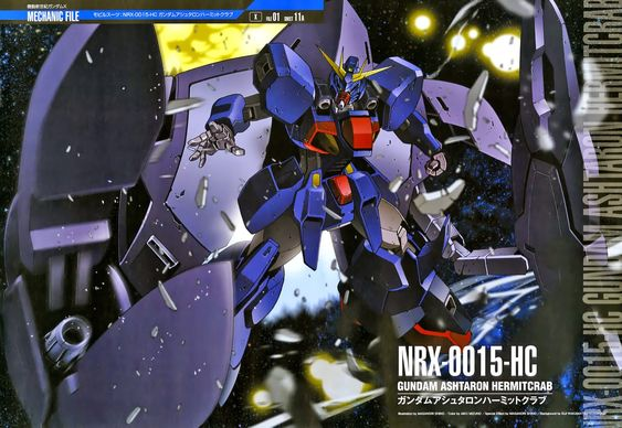 GUNDAM GUY: Mobile Suit Gundam Mechanic File - High Quality Image Gallery [Part 23]