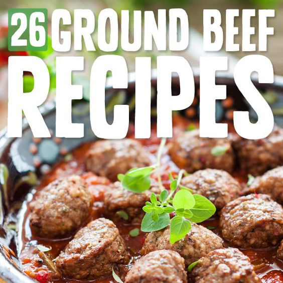 26 Paleo Ground Beef Dishes For Beefy Goodness