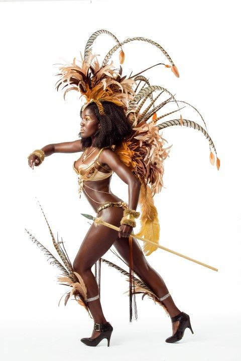 Zulu Women Warriors Nude 74