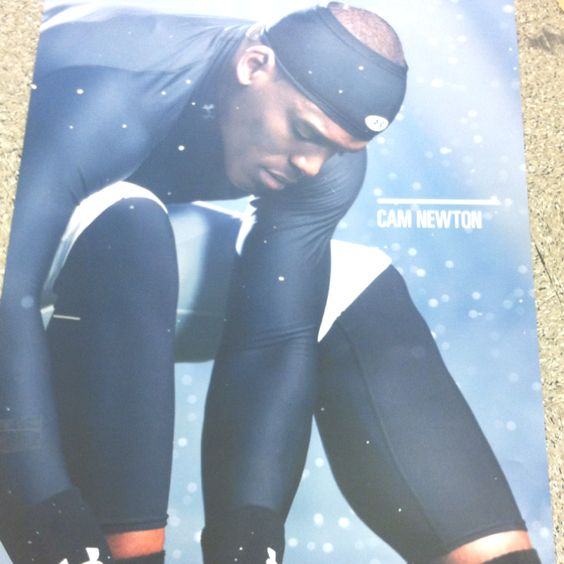 Congrats Cam Newton rookie of the year!!
