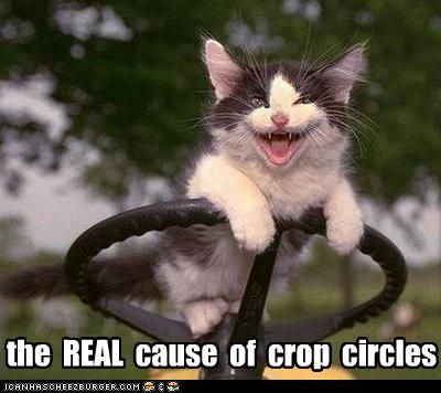 crop circles..who knew!