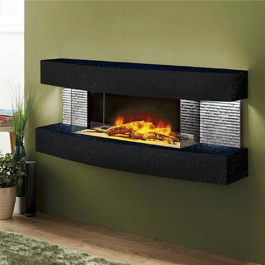Texas Curve Electric Fireplace Wall Mount Electric Fireplace Fireplace Remodel Electric Fireplace