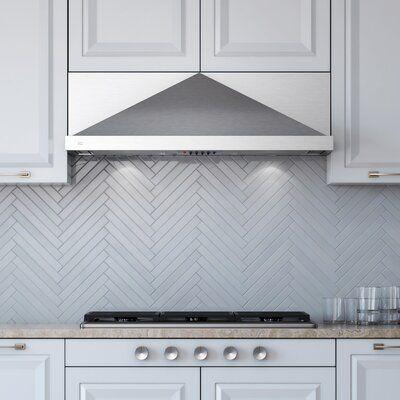 24++ White under cabinet range hood info