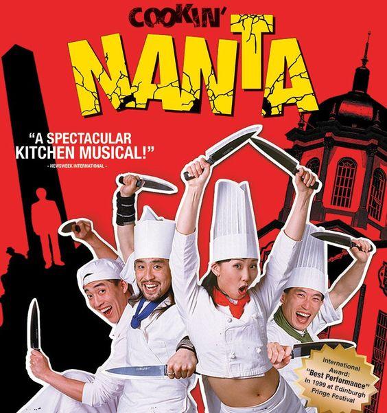 [Chia sẻ] Du lịch Cookin Nanta Show, Bangkok, Thái Lan