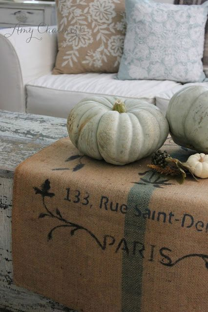 Maison Decor: A Fall French Country Home Tour with Soft Surroundings