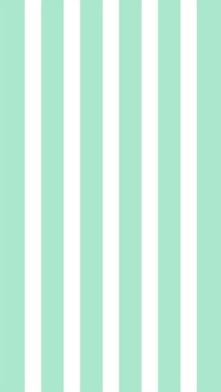 Mint green and white stripes cute wallpapers 3 for Green and white wallpaper