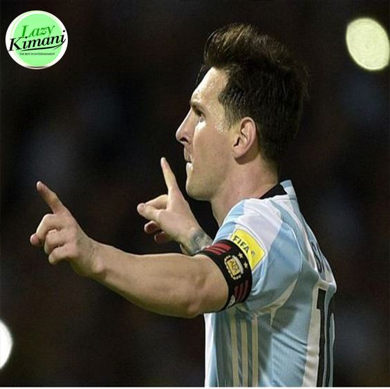 [SPORTS] LIONEL MESSI RETURNS BACK TO ARGENTINA NATIONAL TEAM