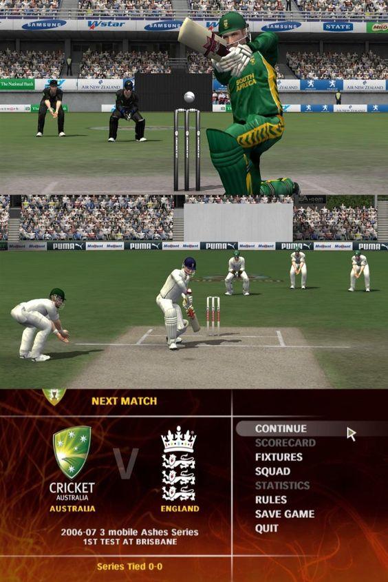 EA Sports Cricket 2007 Screenshots