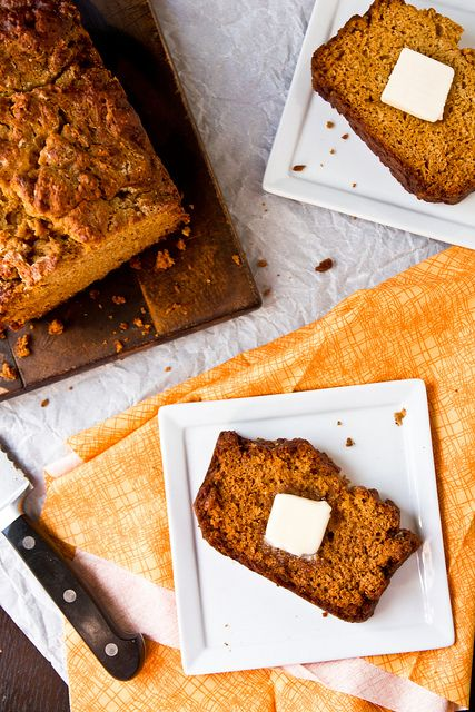 Pumpkin Ale Beer Bread