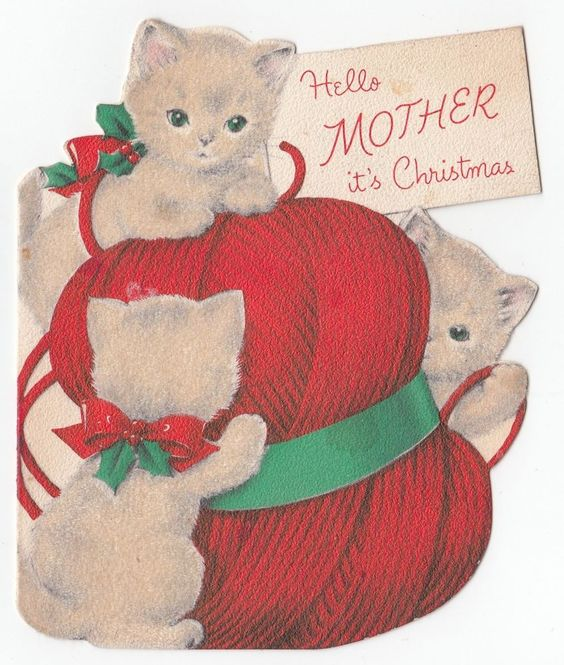 Hello Mother It's Christmas...
