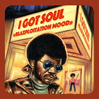 James Brown, Soul Funk, Curtis Mayfield, The Undisputed Truth, Johnnie Taylor