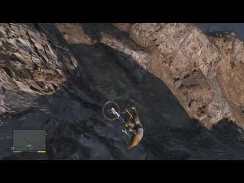 Gta V Extreme Mountain Biking Mountain Bike Rev Mountain
