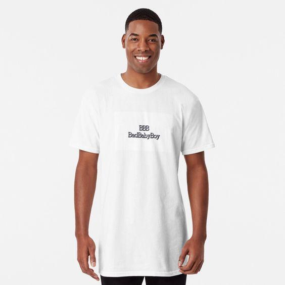 """BBB BadBabyBoy"" T-shirt by Angel-Wings | Redbubble"