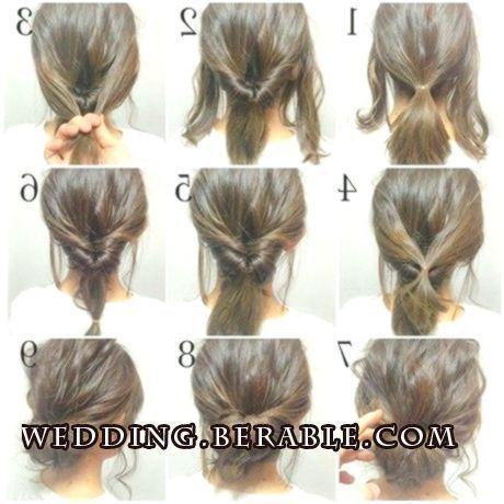 Einfache Frisur Hochzeit Gast Einfache Frisur Hochzeit Frisur Ideen Einfache Frisur Hair Styles Formal Hairstyles For Long Hair Easy Hairstyles