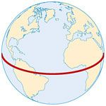 """There's nothing """"middling"""" about this picture gallery of the Equator!"""