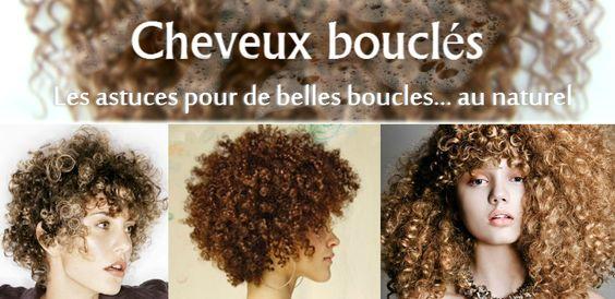 BEAUTE : Les cheveux de Mini: Les astuces de base pour les cheveux bouclés, au naturel !