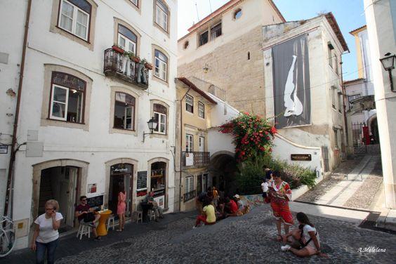 Coimbra, Portugal (vacaciones), 14 de agosto de 2013
