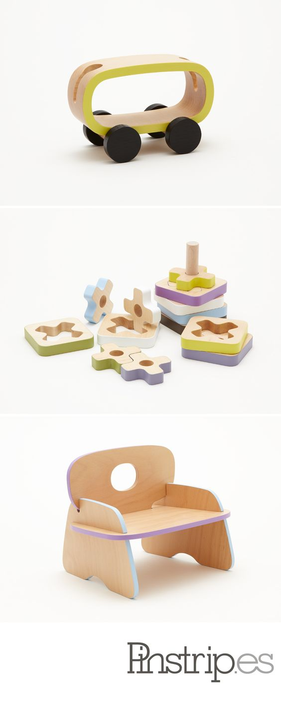 Kind of awesome toys for children. Natural.