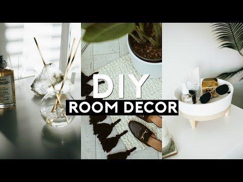 2 Diy Tumblr Room Decor Minimal Trendy 2018 Nastazsa