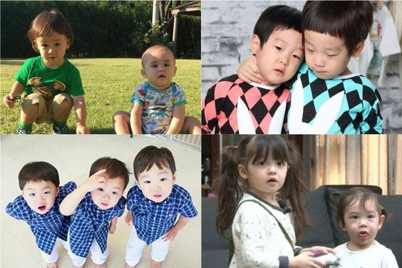 "Adorable Cutiepies From ""The Return of Superman"" That Make Us Smile"