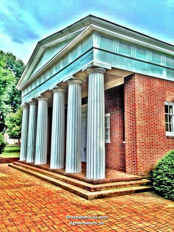 Greensboro College  815 W Market St, Greensboro, NC   Finch Chapel
