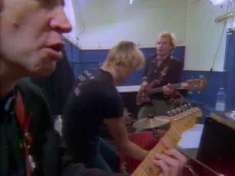 the police- message in a bottle