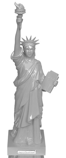 Miss Liberty White Spirit