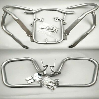 Advertisement Ebay Motorcycle Parts Engine Crash Bar Guard New Silver For Bmw R1200rt 2005 2013 Udw Bmw R1200rt Bmw Motorcycle Parts