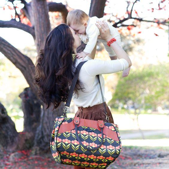 Wistful Weekender in Whispering Wildflowers - Weekenders - Bags