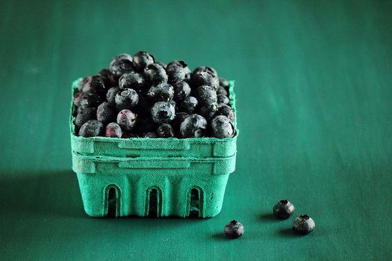 Blueberries, Blue. by pastryaffair, via Flickr