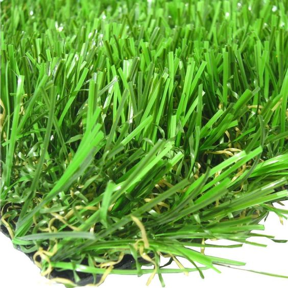 RealGrass by Real Grass Lawns Deluxe Artificial Grass Synthetic Lawn Turf 3.75 ft. x 9 ft. (33.75 sq. ft.)-RGD-DG - The Home Depot