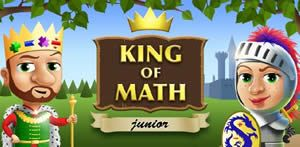 FREE King of Math Junior Game for Android Devices on http://www.icravefreebies.com/
