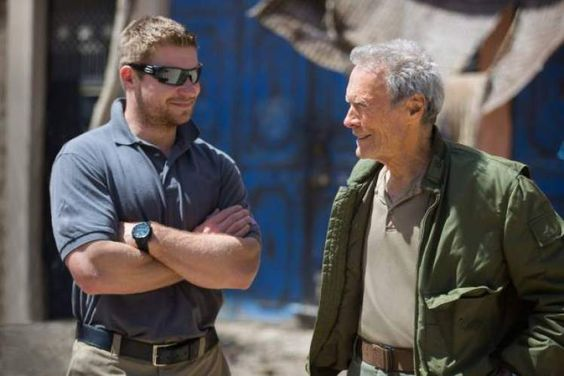 Middlefield native and former Navy SEAL Kevin Lacz trained Bradley Cooper for his role in 'American Sniper' and plays himself in the film. Lacz will attend a screening next month in Berlin followed by a fundraiser to support veterans.