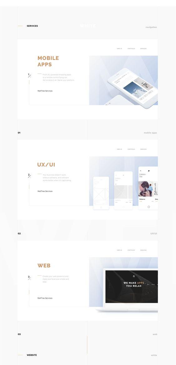 Elegance iOS UI Kit on Behance - Portfolio Pinterest Ui kit - ui ux resume