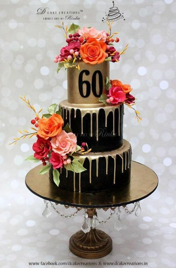 Outstanding Creative Ideas For Cakes Weddings More 60Th Birthday Cakes Funny Birthday Cards Online Inifofree Goldxyz