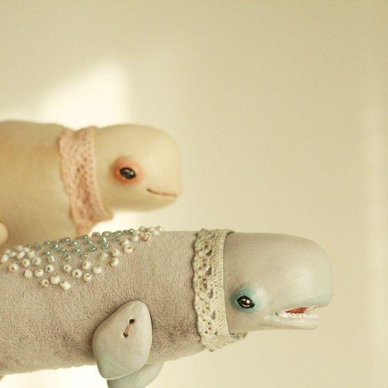 Claymate Creatures / Beluga