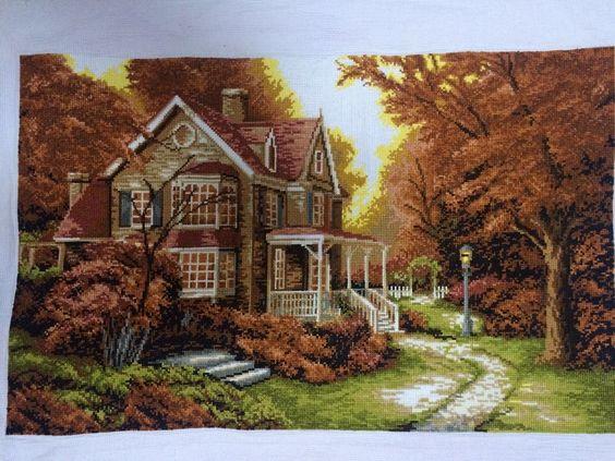 R$ 139,15 New in Artesanato, Peças artesanais e acabadas, Arte e artesanato de costura e bordado