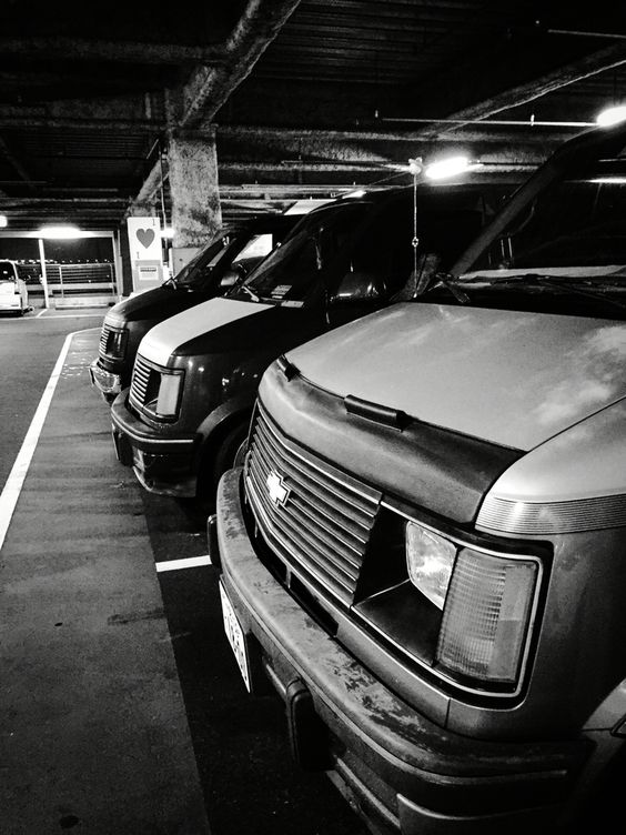 Chevy Astro Vans