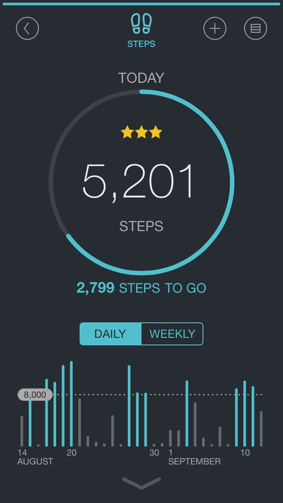 exercise tracking app iphone