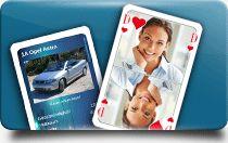 Spielkarten und Kartenspiele wie Skat, Poker, Schafkopf, Quartett mit Fotos bedrucken