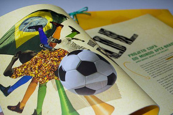 Projeto Copa do Mundo - ApexBrasil on Behance