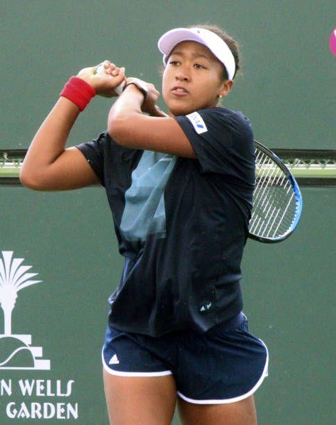 Naomi Osaka Training In Indian Wells 2019 Osaka Naomi Sport Girl