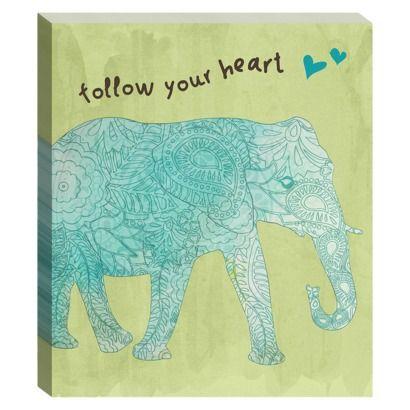 Elephant Wall Art Elephants And Wall Art On Pinterest