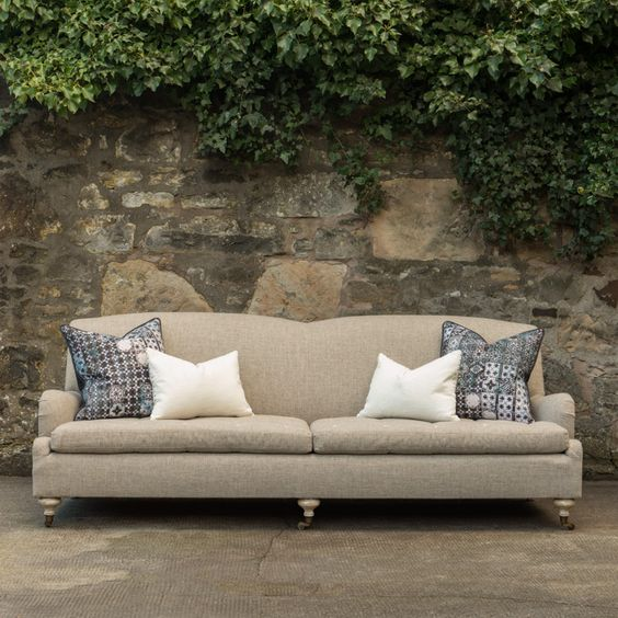 Acclaimed Scottish Interior Design House Jeffreys Interiors Has Launched An Eponymous New Upholstery Range