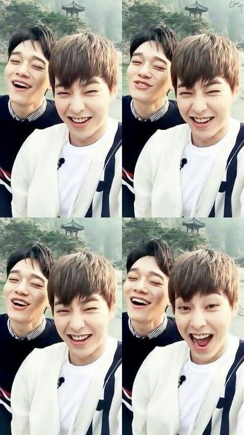 Chen and Xiumin || Xiu...