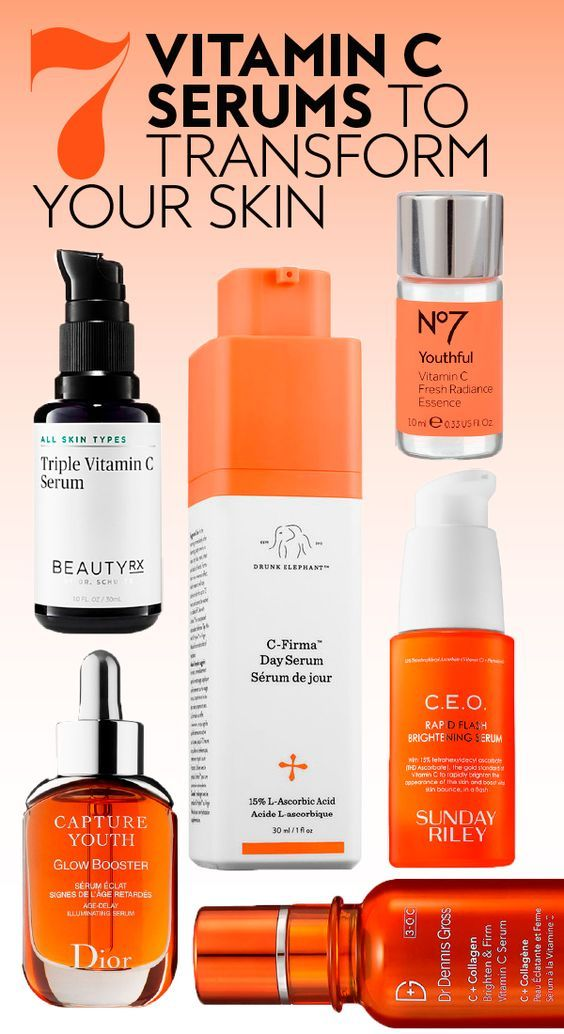 7 Vitamin C Serums That Could Transform Your Skin Skin Face Wash Best Skin Care Routine Vitamin C Serum