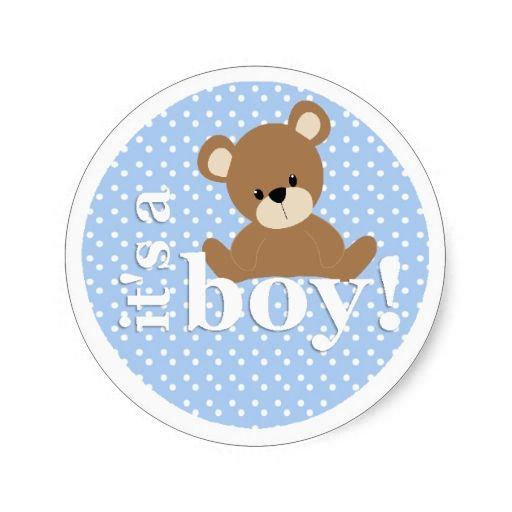 Baby Boy Teddy Bear Clip Art Cliparts