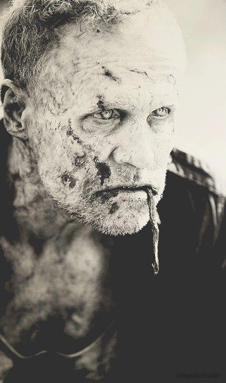 The Walking Dead, Merle Dixon, Zombie, Walker