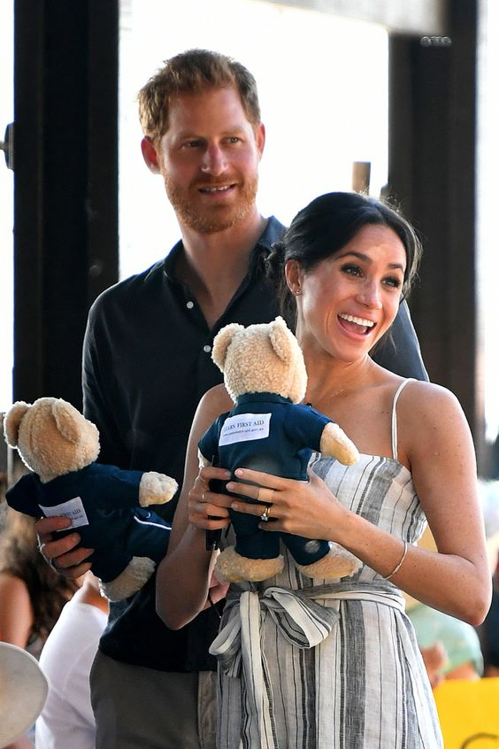 See All the Royal Baby Gifts Meghan Markle and Prince Harry Have Received on Tour